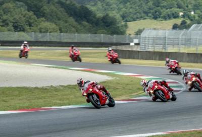 Ducati Riding Experience 2015: il video del Mugello