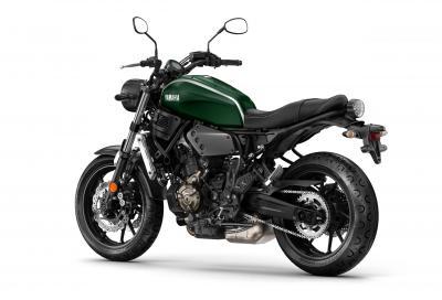 Yamaha XSR 700: le sue gomme sono le nuove Pirelli Phantom Sportscomp