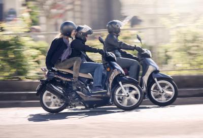 50 e 125 cc: col passeggero anche a 16 anni