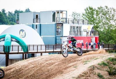 KTM Freeride E: inaugurato il primo E-Cross Center a Maggiora