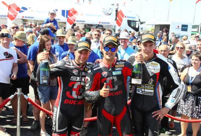 IDM 2015, Round 6: vincono Fores e Reiterberger (Lanzi due volte 3°)