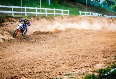 Un giorno all'E-Park di Maggiora con la KTM elettrica