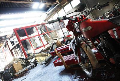 Incendio alla Fantic Motor, danni per un milione di euro