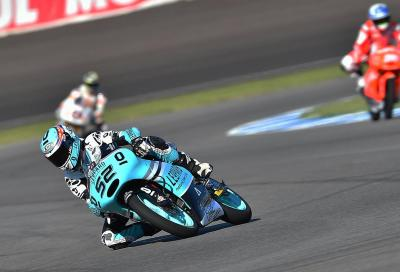 Moto3 2015 Indianapolis: Kent in pole, poi Khairuddin, Oliveira e Bastianini