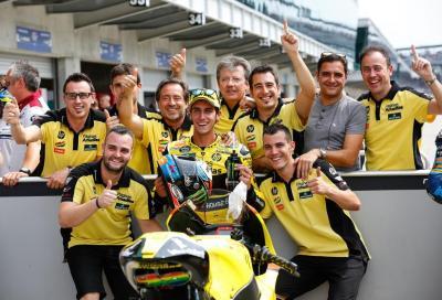 Moto2 2015, Indianapolis: per Rins una pole da record