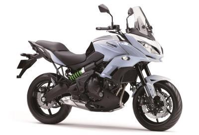 Kawasaki 2016: i nuovi colori di ER-6n e ER-6f, Versys e Vulcan S