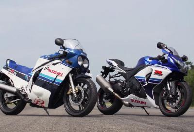 Suzuki celebra i 30 anni della GSX-R con un video (parte 1)