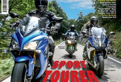 Motociclismo di settembre 2015 è in edicola
