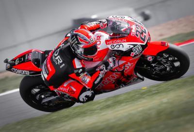 Moto2 2015, Silverstone: Lowes in testa nelle FP della tappa di casa
