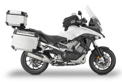 Accessori Givi per Honda Crossrunner 800: look, comfort e funzionalità