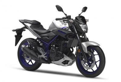 Yamaha: debutta la MT-03