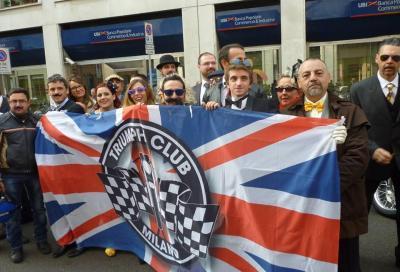 """Triumph al fianco dei """"Distinguished Gentleman Riders"""" anche nel 2015"""