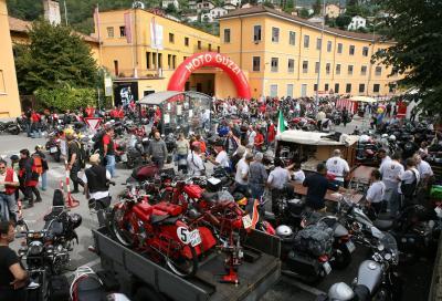 Moto Guzzi Open House 2015: programma del weekend a Mandello