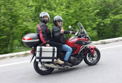 """Turismo estivo: """"Vedo in giro sempre più motociclisti globetrotter"""""""