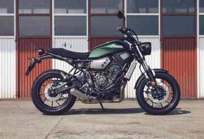 Yamaha svela il prezzo della nuova XSR700