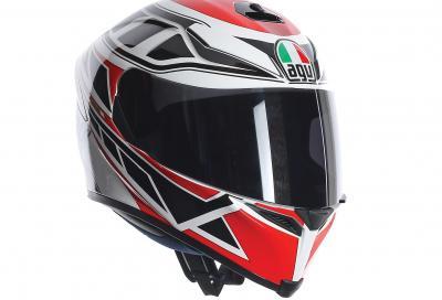 Il casco AGV K-5 ottiene 4 stelle Sharp