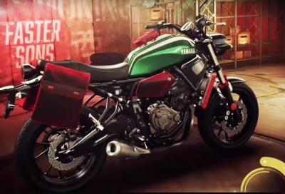 """Realizza la tua moto dei sogni con la nuova app Yamaha """"My Garage"""""""