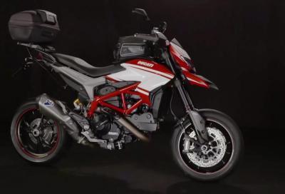 Ducati Hypermotard: i pacchetti di accessori Sport, Touring e Urban