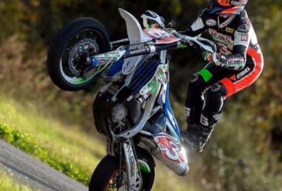 Biaggi conferma: parteciperà agli Internazionali SuperMoto 2015 a Ottobiano il 27/9