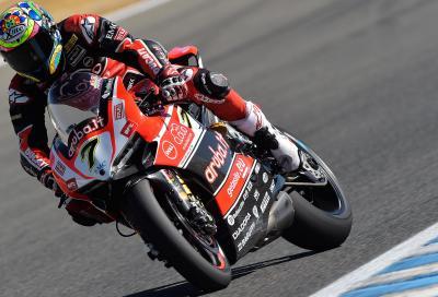 Davies vince Gara 2 a Jerez, poi le Aprilia. A Kawasaki il titolo Marche