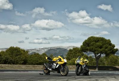 """Yamaha R1 2016: livrea """"60th Anniversary"""" e nuova produzione della R1M"""