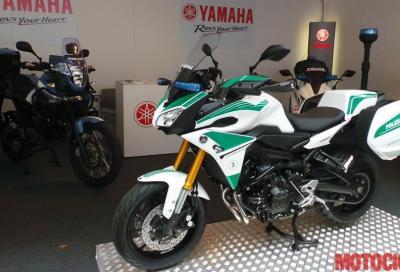 Yamaha for Police: la gamma di veicoli per le forze dell'ordine