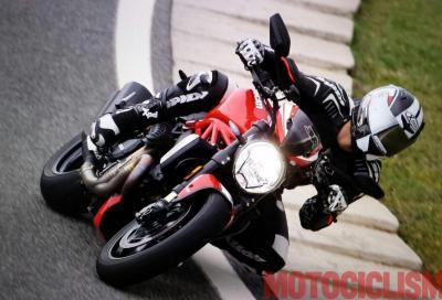 Ducati Monster 1200: R come Rivoluzione