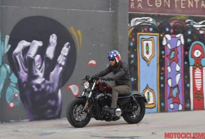 Novità 2016 Harley-Davidson: test ride e porte aperte il 3 e 4 ottobre