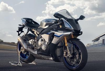 Yamaha YZF-R1M 2016: da oggi di nuovo prenotabile on line