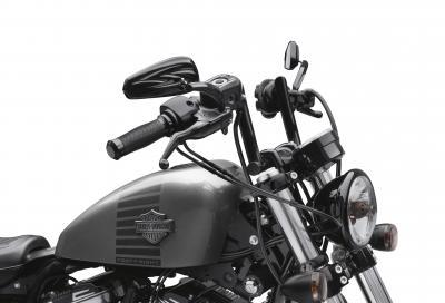 Harley-Davidson: nuovi accessori per le Sportster 2016