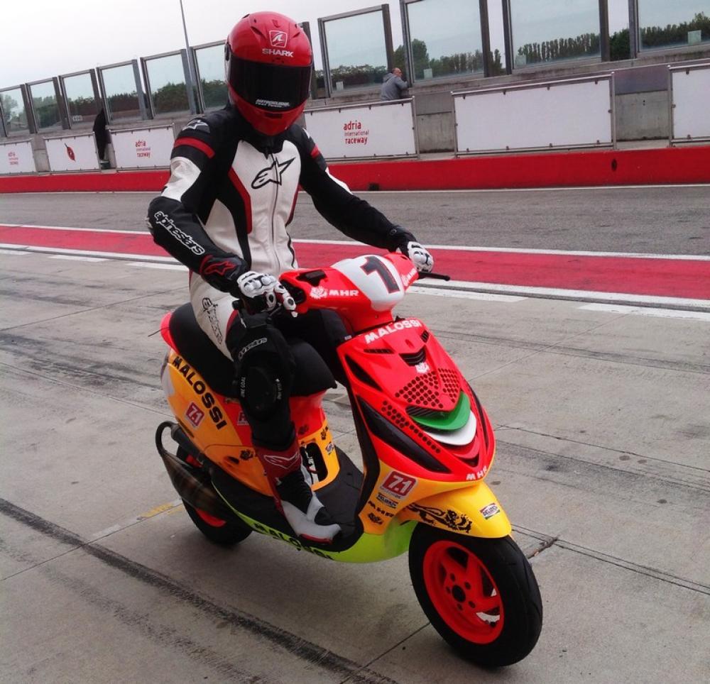 immagine scooter preparati