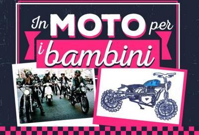 """""""In moto per i bambini"""" con Ciapa la Moto"""