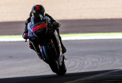 Rossi in gran forma, ma a Motegi in pole va Jorge per 81 millesimi