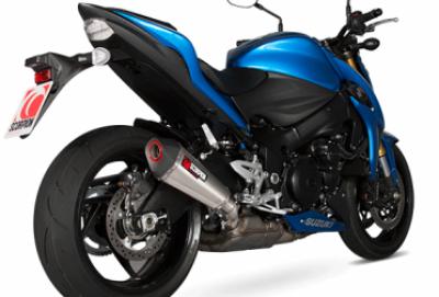 Scarichi Scorpion per Suzuki GSX-S1000