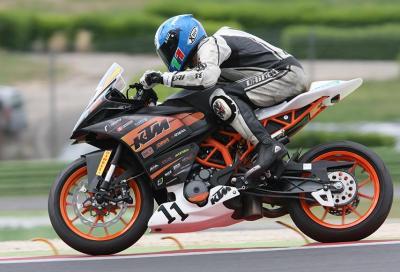 KTM RC 390 Cup: Nazzareno Lumina vince la prima edizione