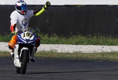 Yamaha R125 Cup 2015: De Pera vince Adria ed il campionato