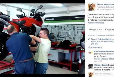 """MV Agusta: """"Motociclismo ci diffama, il suo tester è in malafede"""""""