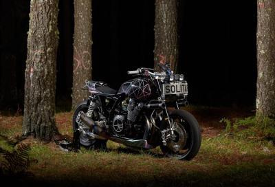 """Yamaha XJR1300 Yard Built """"Big Bad Wolf"""": cattiva di nome e di fatto"""