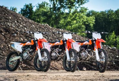 KTM richiama alcuni modelli Off-Road 2016