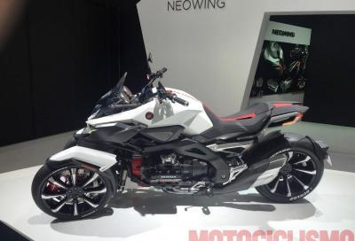 Le novità Honda 2016 al Salone di Tokyo