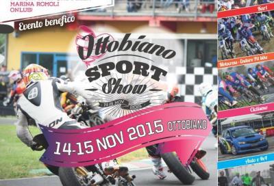 Ottobiano Sport Show 2015: beneficenza, motori e il ricordo di Romboni