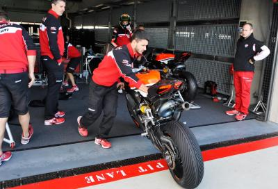 Test invernali SBK 2015: Ducati e Kawasaki aprono le danze ad Aragon