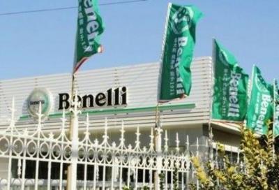 Benelli apre il CentroStile