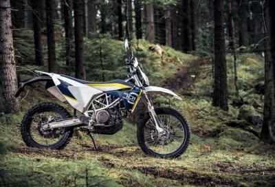 Husqvarna 701 Enduro: la moto tuttofare