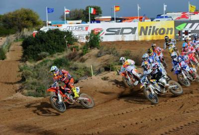 Internazionali d'Italia Motocross 2016: il calendario