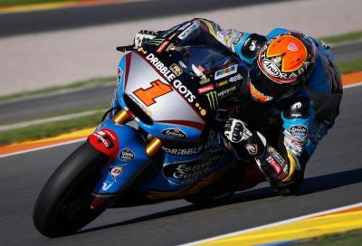 Valencia Moto2 2015: Rabat vince al photofinish su Rins. Baldassarri 4°