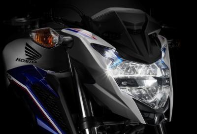 Novità Honda 2016: CB500F, NC750S e Integra