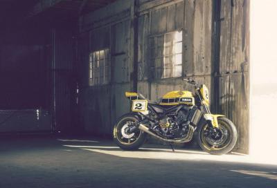 """""""Faster Swap"""", la nuova special tre cilindri di Yamaha"""