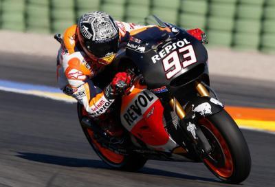 MotoGP 2016, test Michelin a Valencia: tempi, foto e dichiazioni