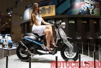 """Polini Vespa """"Future Style"""": design estremo e componenti al top"""